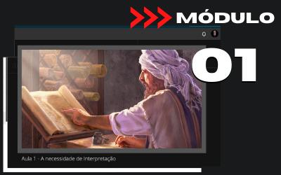 CURSO DE INTERPRETAÇÃO BIBLICA-MODULO